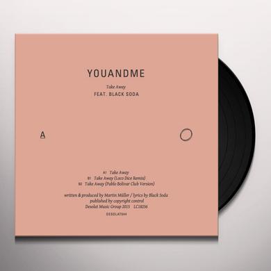 Youandme TAKE AWAY Vinyl Record