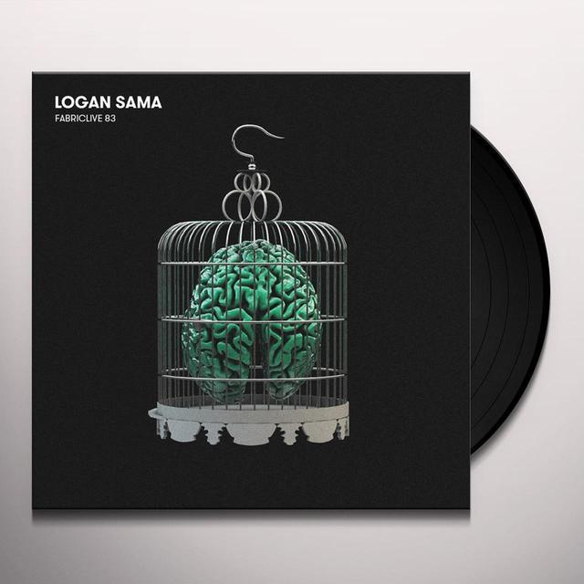 Logan Sama FABRICLIVE 83 Vinyl Record