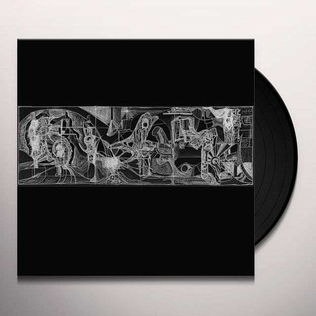Bryan Gillig CAVE TRILOGY - A BARRICADE A TIGRESS A SHADOW Vinyl Record