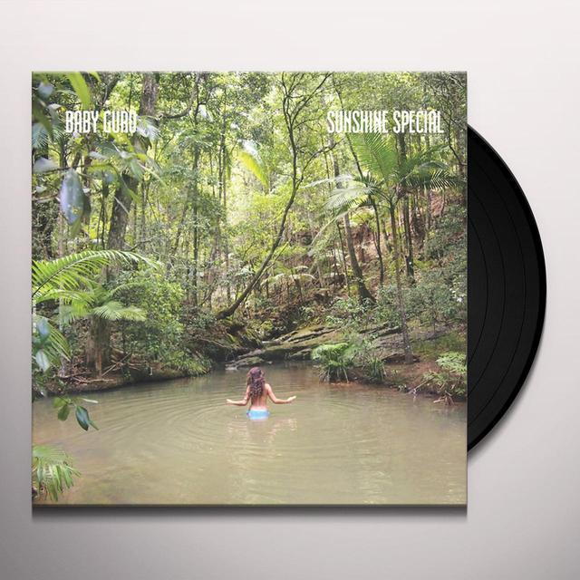 Baby Guru SUNSHINE SPECIAL Vinyl Record