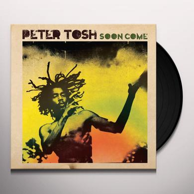 Peter Tosh SOON COME Vinyl Record - 180 Gram Pressing