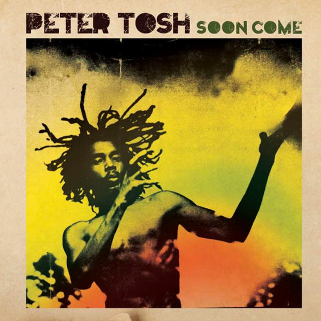 Peter Tosh SOON COME Vinyl Record