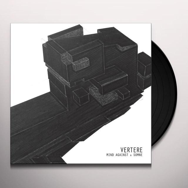 Mind Against & Somne VERTERE Vinyl Record