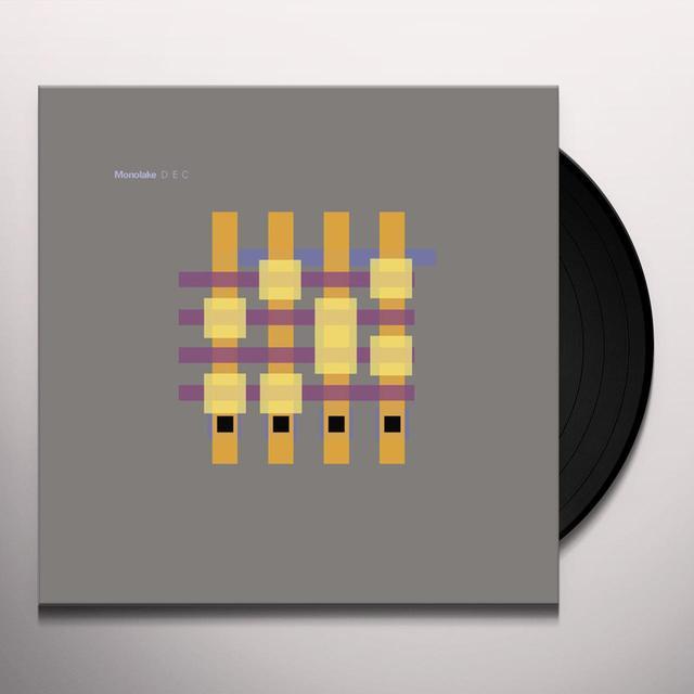 Monolake D E C Vinyl Record