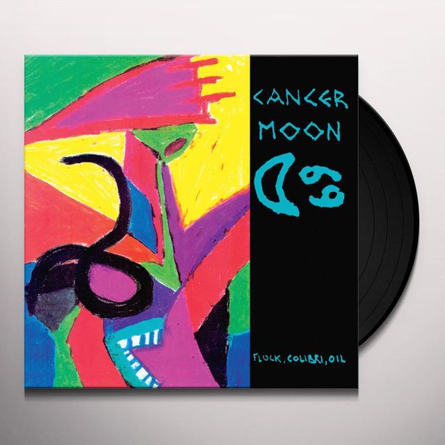 CANCER MOON FLOCK COLIBRI OIL Vinyl Record - Gatefold Sleeve, 180 Gram Pressing, Remastered, Reissue