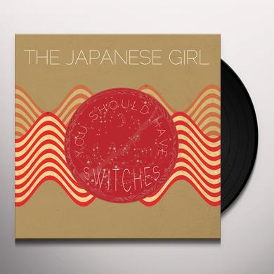 JAPANESE GIRL YOU SHOULD HAVE SWITCHES / TELEPHONE OPERATOR Vinyl Record