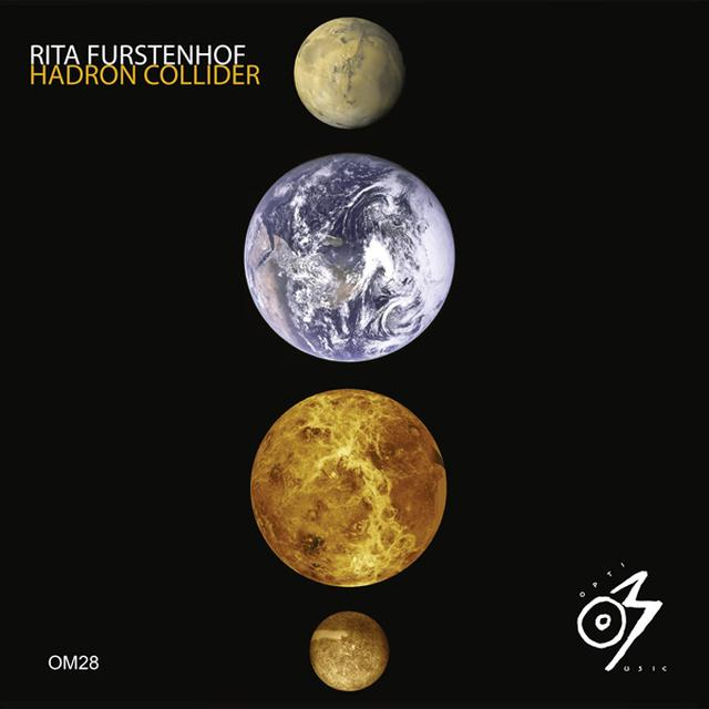 Rita Furstenhof HADRON COLLIDER Vinyl Record