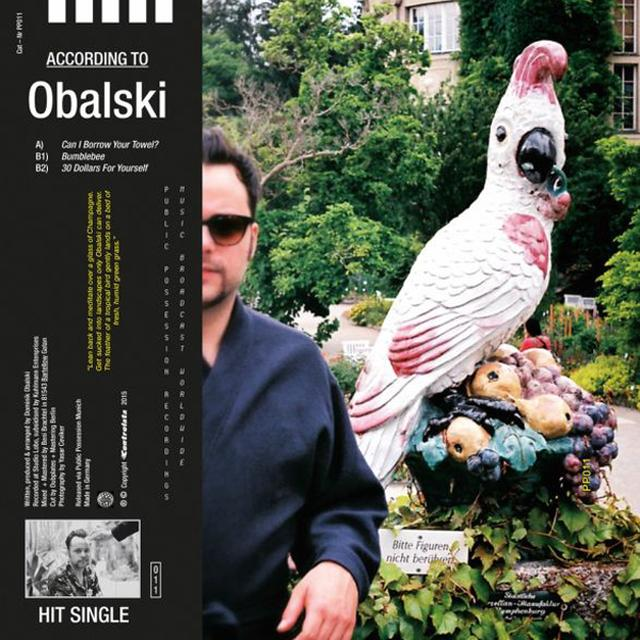 ACCORDING TO OBALSKI Vinyl Record