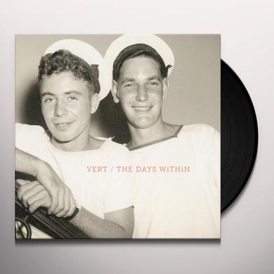 Vert DAYS WITHIN Vinyl Record - Digital Download Included