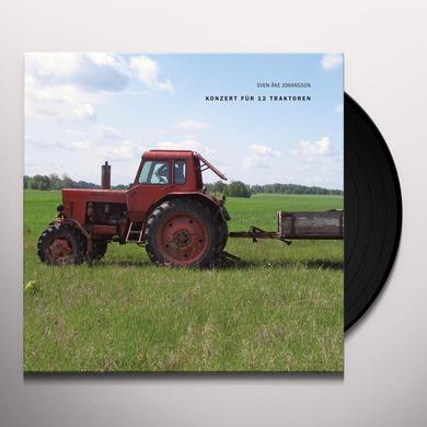 Duo Ablinger Johansson, Sven-Ake Johansson & Sven-Ake Johansson KONZERT FUR 12 TRAKTOREN Vinyl Record - Picture Disc