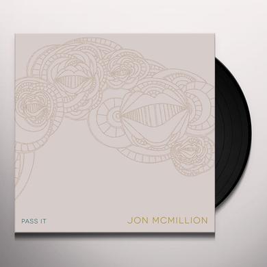 Jon Mcmillion PASS IT Vinyl Record