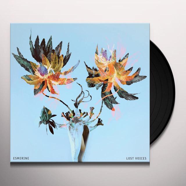 Esmerine LOST VOICES Vinyl Record - 180 Gram Pressing