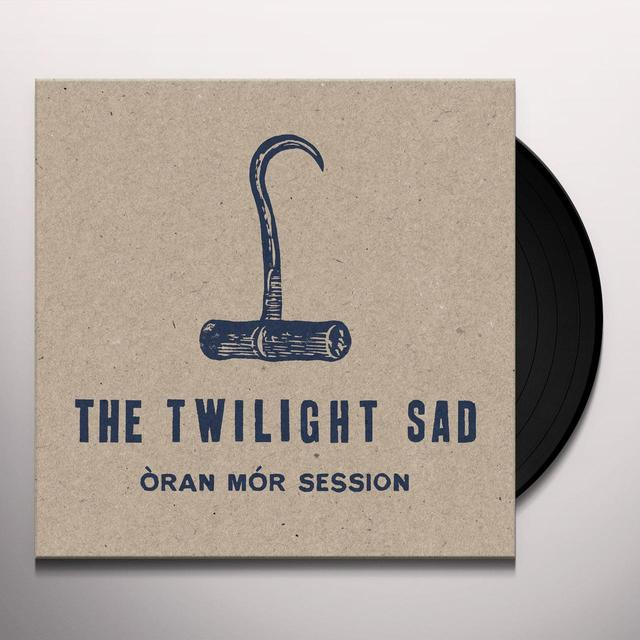 The Twilight Sad ORAN MOR SESSION Vinyl Record