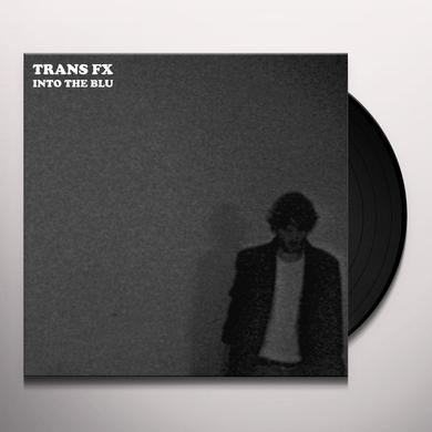 TRANSFX INTO THE BLU Vinyl Record