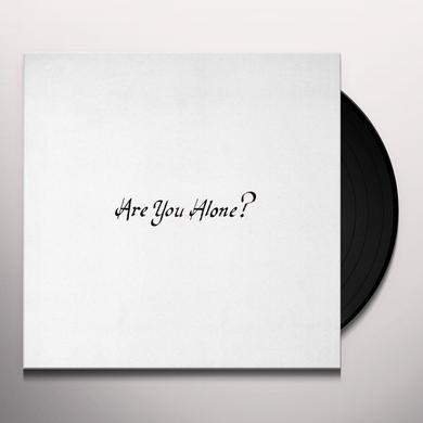 Majical Cloudz ARE YOU ALONE Vinyl Record - Digital Download Included
