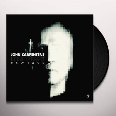 John Carpenter LOST THEMES REMIXED Vinyl Record