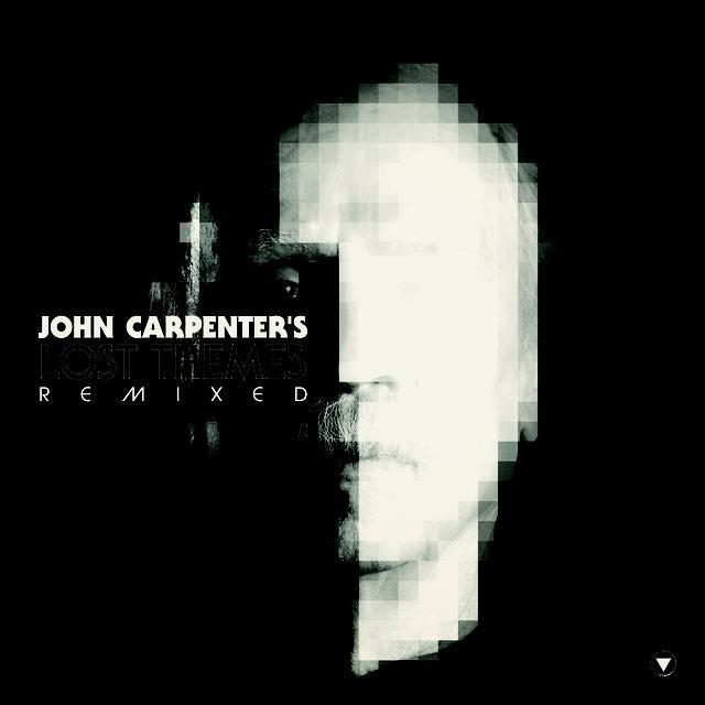 John Carpenter LOST THEMES REMIXED Vinyl Record