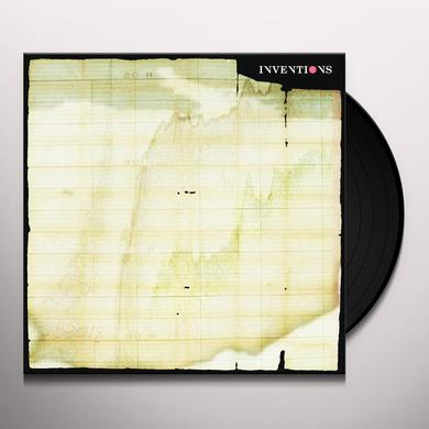 Inventions BLANKET WAVES Vinyl Record