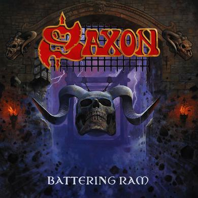 Saxon BATTERING RAM  (BOX) Vinyl Record - Limited Edition, Deluxe Edition