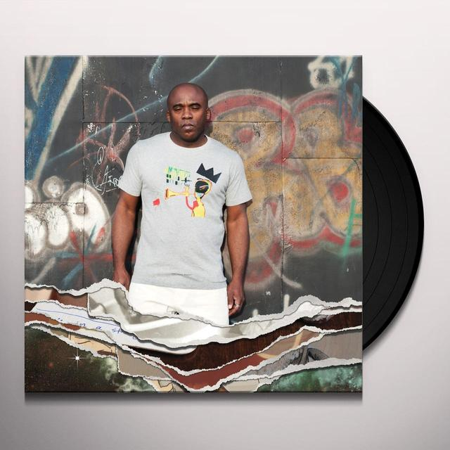 Kirt Debique THINGS LEFT UNSAID  (PCRD) Vinyl Record - Gatefold Sleeve
