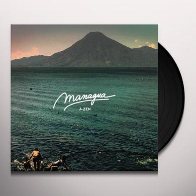 J-Zen MANAGUA Vinyl Record - Digital Download Included