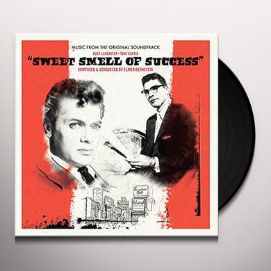 Elmer Bernstein SWEET SMELL OF SUCCESS OST Vinyl Record - UK Import