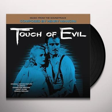 TOUCH OF EVIL / O.S.T. (UK) TOUCH OF EVIL / O.S.T. Vinyl Record - UK Import