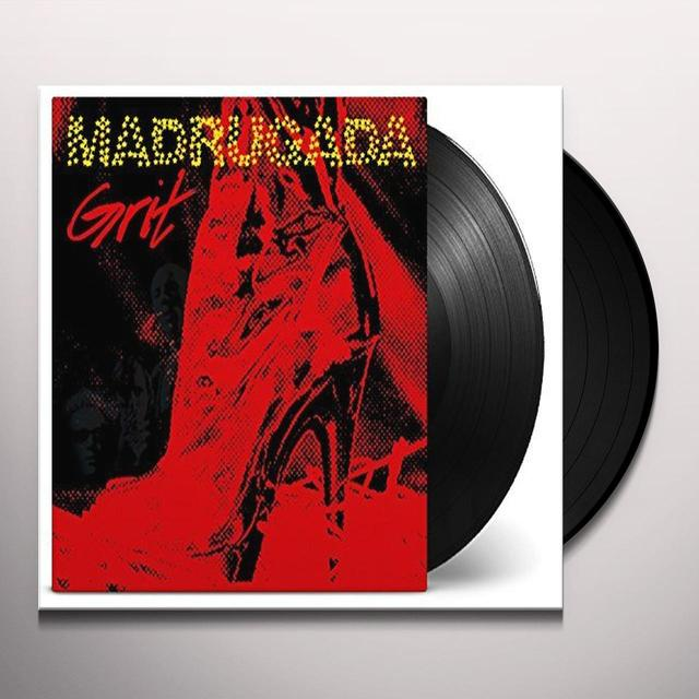 Madrugada GRIT Vinyl Record - Holland Import
