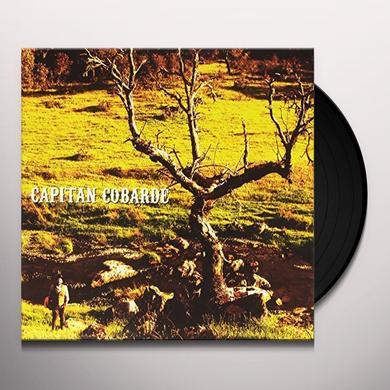 CAPITAN COBARDE Vinyl Record - Spain Import