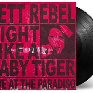Jett Rebel TIGHT LIKE A BABY TIGER Vinyl Record