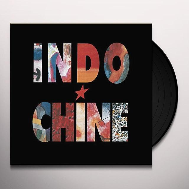 Indochine LE BAISER  (GER) Vinyl Record - Remastered