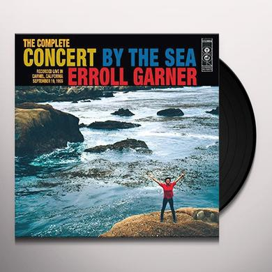 Erroll Garner COMPLETE CONCERT BY SEA Vinyl Record