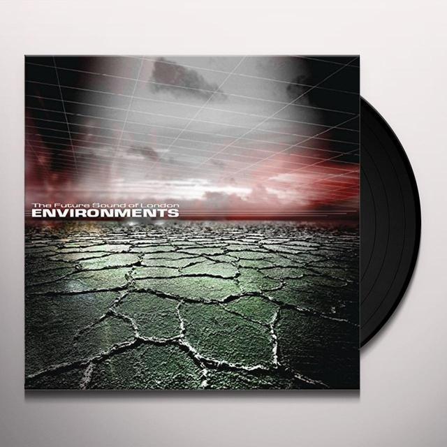 The Future Sound Of London VOL. 1: ENVIRONMENTS Vinyl Record - UK Import