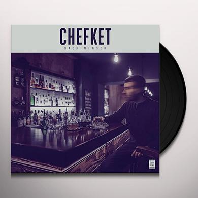 Chefket NACHTMENSCH Vinyl Record