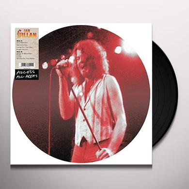 Ian Gillan ACCESS ALL AREAS Vinyl Record - UK Import
