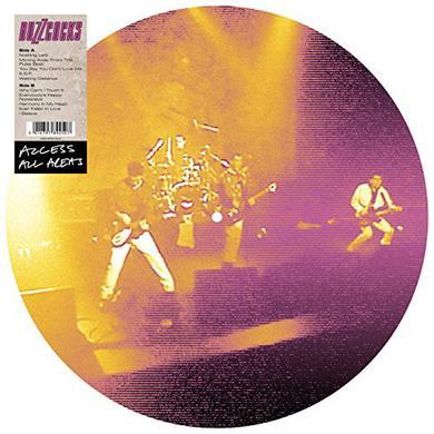 Buzzcocks ACCESS ALL AREAS Vinyl Record