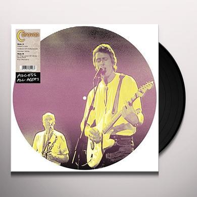 Caravan ACCESS ALL AREAS Vinyl Record - UK Import