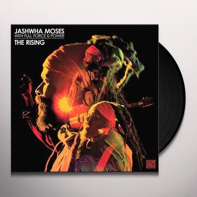 Jashwha Moses RISING Vinyl Record