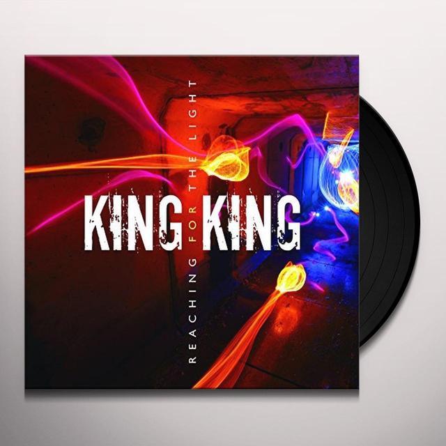KING KING REACHING FOR THE LIGHT Vinyl Record - Australia Import