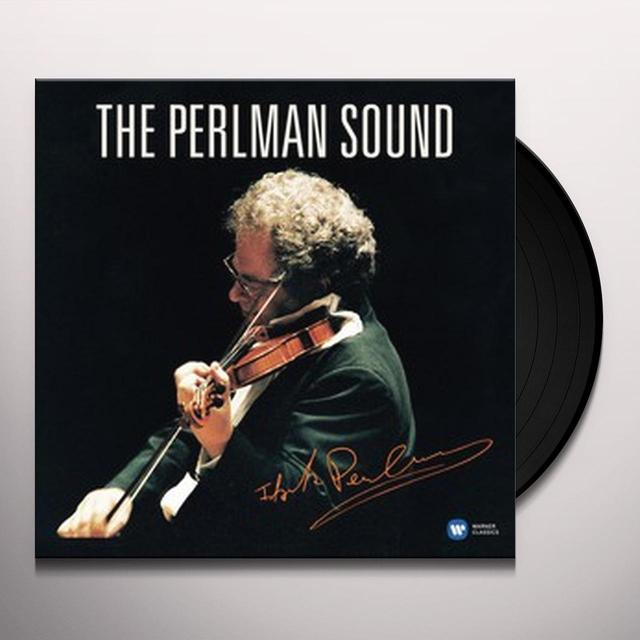 PERLMAN SOUND / O.S.T. (LTD) (HK) PERLMAN SOUND / O.S.T.  (HK) Vinyl Record - Limited Edition