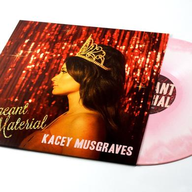 Kacey Musgraves PAGEANT MATERIAL (HK) Vinyl Record