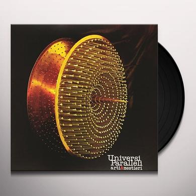ARTI & MESTIERI UNIVERSI PARALLELI Vinyl Record
