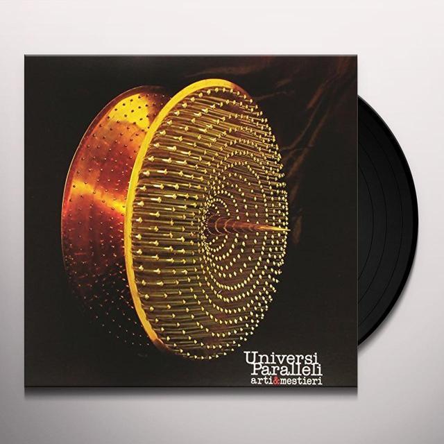 ARTI & MESTIERI UNIVERSI PARALLELI Vinyl Record - Italy Import