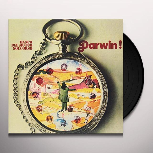 BANCO DEL MUTUO SOCCORSO DARWIN Vinyl Record - Italy Import