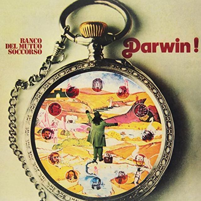 BANCO DEL MUTUO SOCCORSO DARWIN Vinyl Record