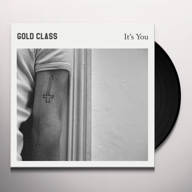 GOLD CLASS IT'S YOU Vinyl Record