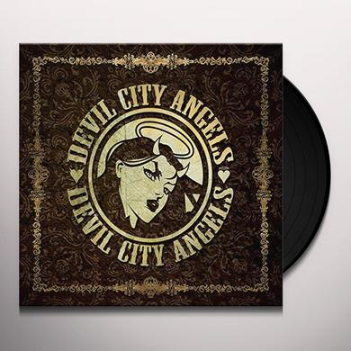 DEVIL CITY ANGELS Vinyl Record - UK Import