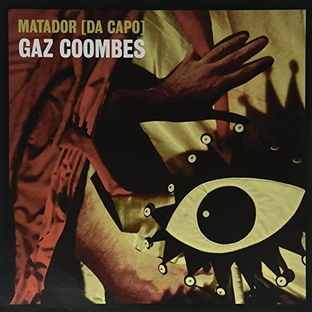 Gaz Coombes MATADOR (DA CAPO) Vinyl Record