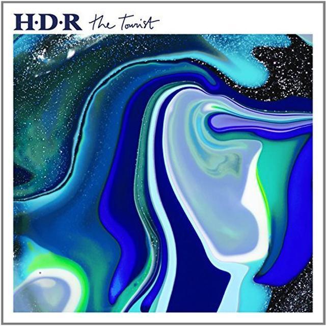 Housse de Racket TOURIST Vinyl Record