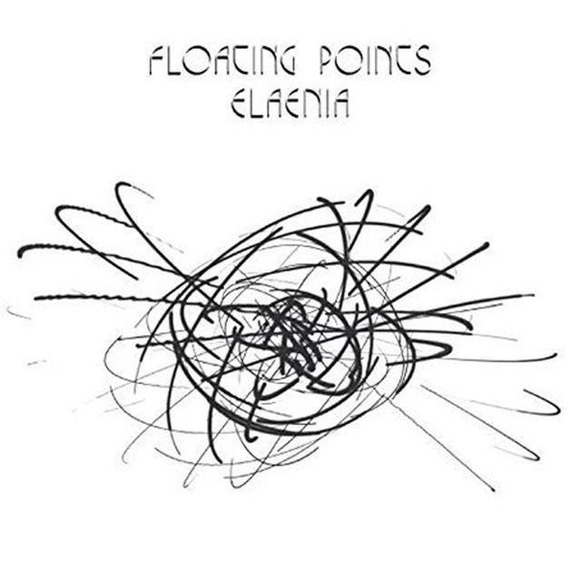 Floating Points ELAENIA Vinyl Record - UK Import